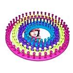 Tinksky A Set of 4pcs Colorful DIY Pl...