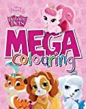 Disney Princess Palace Pets Mega Colouring