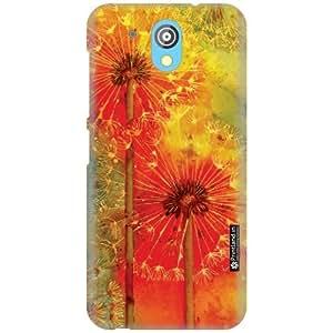 Printland Back Cover For HTC Desire 526G Plus - Nature Art Designer Cases