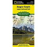 Jasper South [Jasper National Park] (National Geographic Trails Illustrated Map)