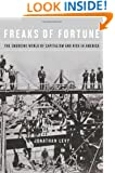 Freaks of Fortune: The Emerging World of Capitalism and Risk in America