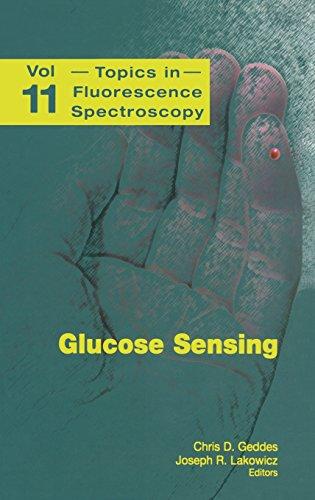 Glucose Sensing (Topics In Fluorescence Spectroscopy)