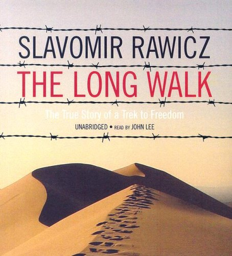 slavomir rawicz essay The long walk has 12,653 ratings and 1,898 reviews the long walk, by slavomir rawicz, purports to be the true story of an heroic flight to freedom.