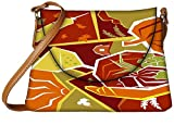 Snoogg Sunshine cocktail 2446 Womens Carry Around Sling Bags