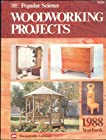 Popular Science Woodworking Projects 1988 Yearbook, Shopsmith Edition
