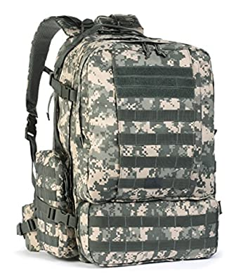 Red Rock Outdoor Gear Diplomat Pack (X-Large, ACU Camouflage)