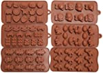 Candy Molds, Chocolate Molds, Silicon...