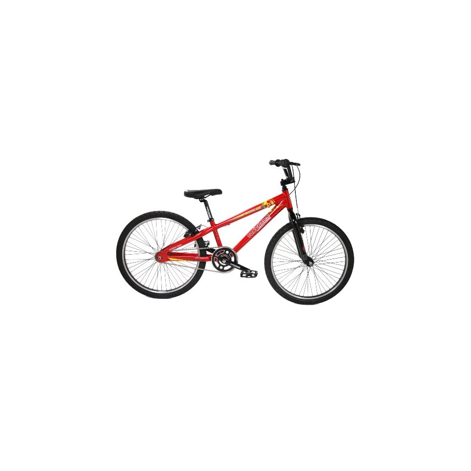 Tony Hawk The Nuke Boys 24 Inch BMX Bike (Red)