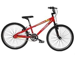 Tony Hawk The Nuke Boy's 24-Inch BMX Bike (Red)