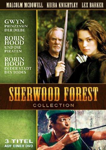 Sherwood Forest Collection (Gwyn-Prinzessin der Diebe / Robin Hood und die Piraten / Robin Hood in der Stadt des Todes)