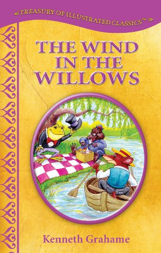 The Wind in the Willows-Treasury of Illustrated Classics Storybook Collection (Treasury Of Illustrated Classics compare prices)