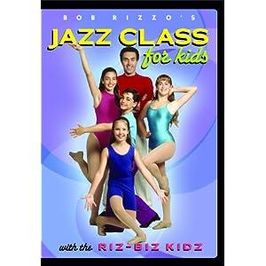 Jazz Class For Kids