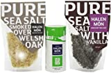 Halen Mon Chef Selection (Smoked, Vanilla And Celery Sea Salt) 100 g