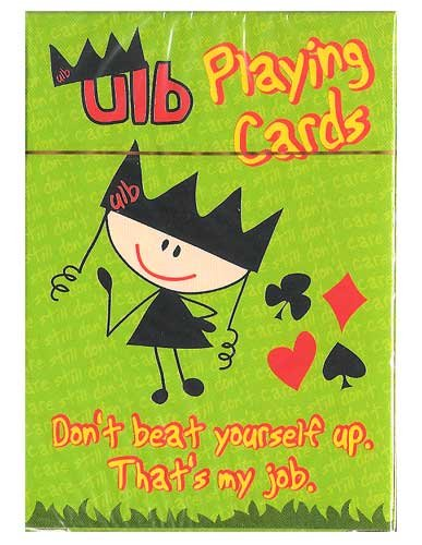 Ugly Little Bitch Playing Cards