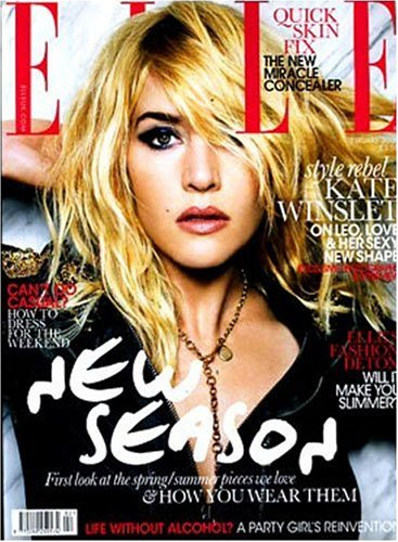 Elle - Uk Edition