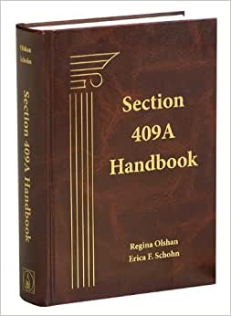 Stock options and section 409a