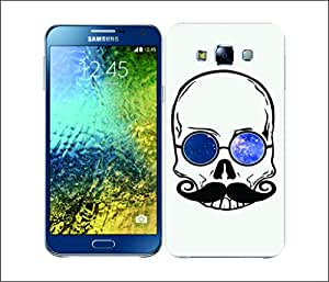 Galaxy Printed 1639 CHEVRON AND ARROWS CROSS ROAD Hard Cover for Samsung Core Prime