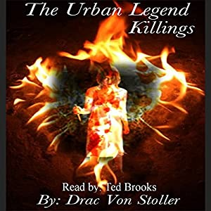 The Urban Legend Killings Audiobook