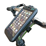 Easy Fit Samsung Galaxy S2 / i9100 Waterproof Cycle Bike Bicycle Mount