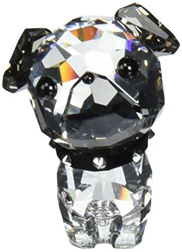 Swarovski Crystal 5063333-Roxy il carlino Cucciolo, Multicolore, 1,5x 2,5x 2,9cm