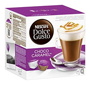 Nescaf� Dolce Gusto Choco Caramel 48 Kapseln, 3er Pack (3 x 204,8 g)