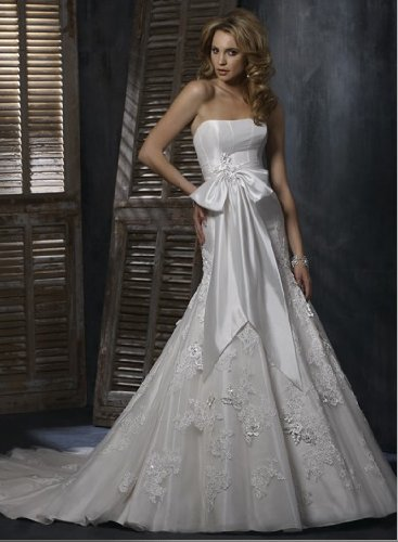 Wedding Dress Bridal Gown Bridesmaid Dress Evening Dress Prom Gown