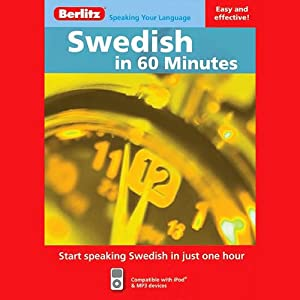 Swedish in 60 Minutes | [Berlitz Publishing]