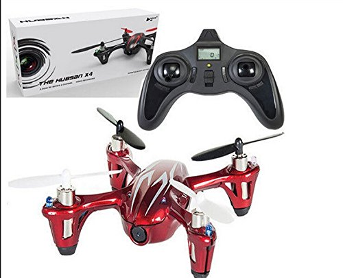 Xt-Xinte Upgrade Version Hubsan X4 H107C 2.4G 4-Axis Quadrocopter Rtf With 200W Aerial Camera Video Helicopter+Aluminum Case Box