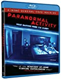Paranormal Activity [Blu-ray] [2009] [US Import]