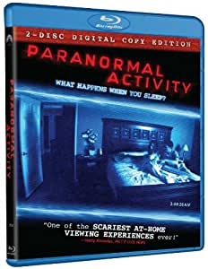 Paranormal Activity (2-Disc Edition) [Blu-ray + Digital Copy]