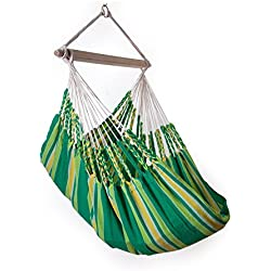 Hanging Hammock Chair - HAMACA Cayo Lime