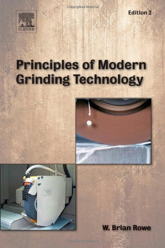 Principles of Modern Grinding Technology, Second Edition PDF