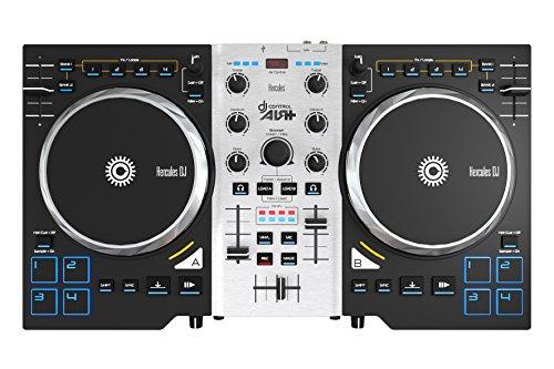 hercules-dj-control-air-s-series-2-deck-dj-controller-xl-jogwheels-air-control-8-pads-audio-in-out-d