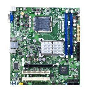 Intel DG41RQ Intel G41 Socket 775 mATX Motherboard w/Video Audio & GbLAN