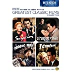 TCM Greatest Classic Films: Hitchcock Thrillers DVD Set