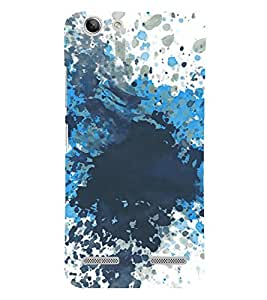 Ink Splash 3D Hard Polycarbonate Designer Back Case Cover for Lenovo Vibe K5 Plus :: Lenovo Vibe K5 Plus A6020a46 :: Lenovo Vibe K5 Plus Lemon 3