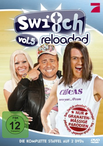 Switch Reloaded, Vol. 5. - Die komplette Staffel [2 DVDs] hier kaufen