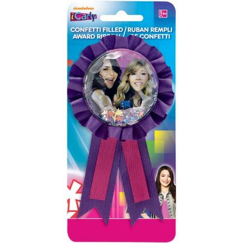 iCarly Award Ribbon [Toy] [Toy]