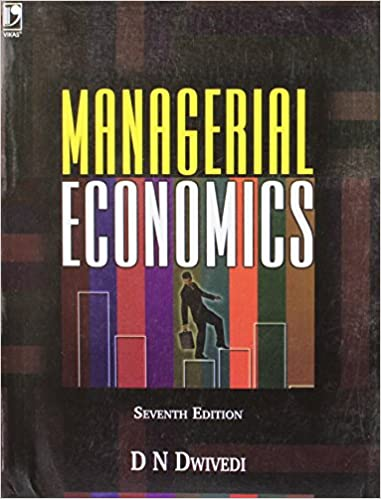 managerial economics by dwivedi free ebook