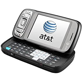 AT&T Tilt Phone, Silver (AT&T)