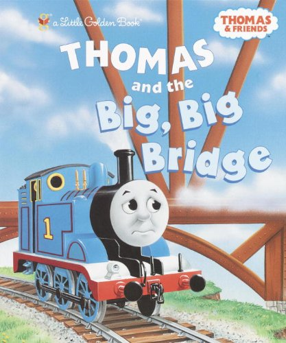Thomas and the Big Big Bridge (Thomas & Friends) (Little Golden Book), Buch