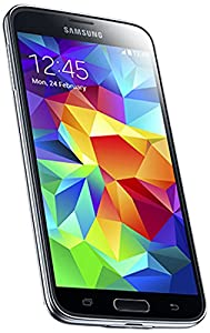 Samsung Galaxy S5 SM-G900H 16GB Factory Unlocked Americas Region (BLACK) NO WARRANTY by Samsung