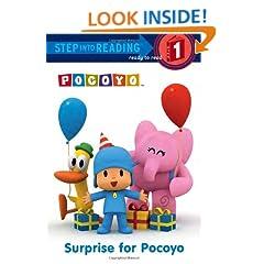 Surprise for Pocoyo (Pocoyo) (Step into Reading)