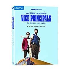 Vice Principals: The Complete First Season Blu-ray + Digital HD [Blu-ray]