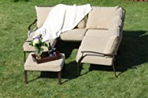 Hot Sale 7PC Premium Outdoor Patio Sectional Set