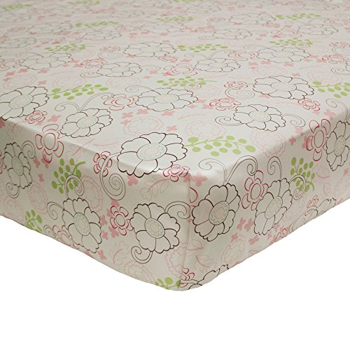 Lainey Fitted Sheet by The Peanut Shell - 1
