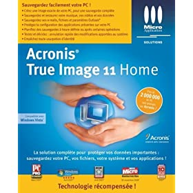 Acronis True Image Home 2009 Fr Patch [Jeff0380] preview 0