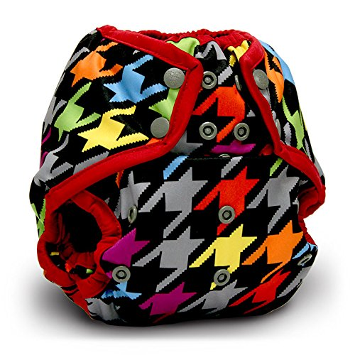 Rumparooz One Size Cloth Diaper Cover Snap, Invader