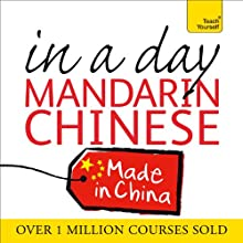 Mandarin Chinese in a Day Speech by Elisabeth Smith Narrated by Elisabeth Smith