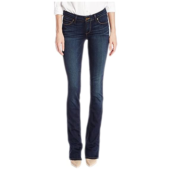 Paige Jeans Manhattan Boot Armstrong